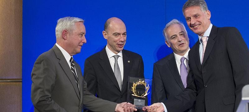 Το Ελληνο-Αμερικάνικο Επιμελητήριο βράβευσε τη MetLife