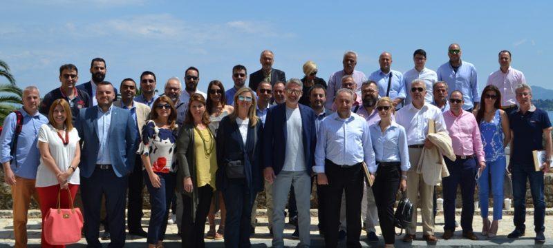 Συνέδριο της MetLife στη Κέρκυρα.
