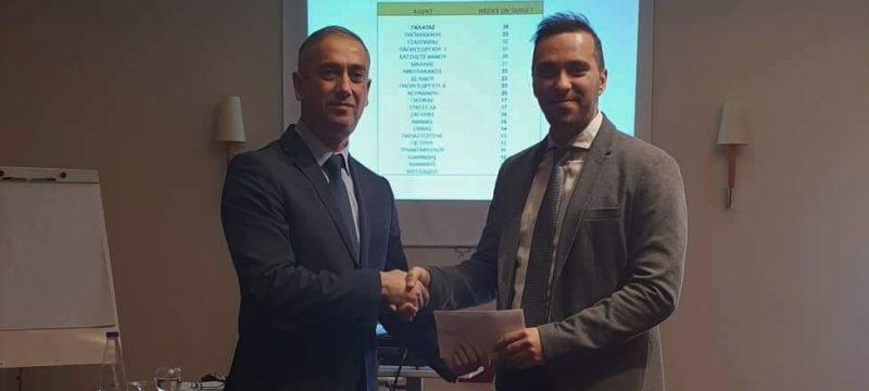 Ο Θωμάς Γαλατάς, κατέκτησε το 'Gerardo 2018'