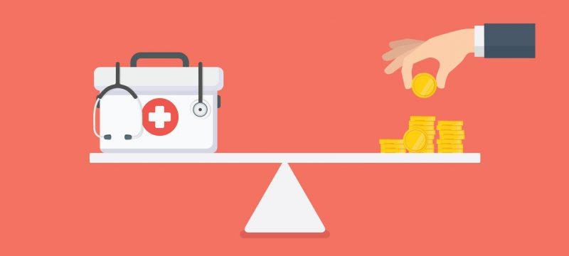 """""""Απο την τσέπη των ασφαλισμένων"""" το 40% των δαπανών υγείας σήμερα!"""